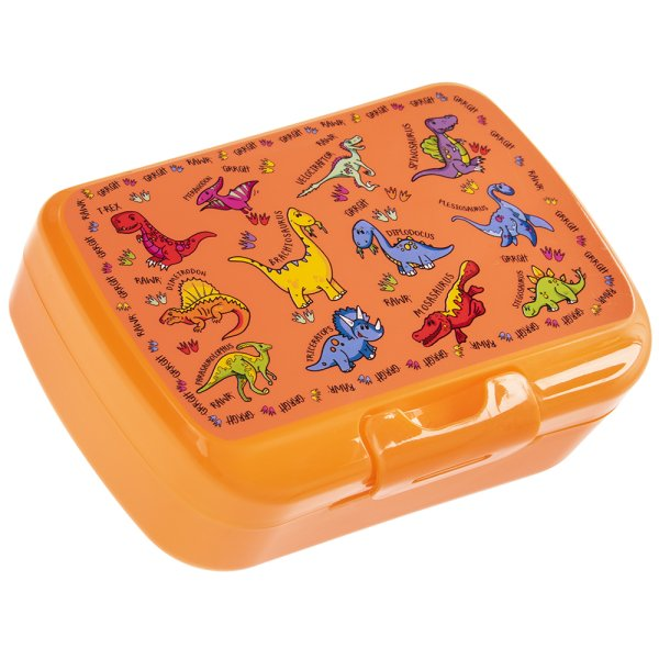 DINOSOUR LUNCH BOX