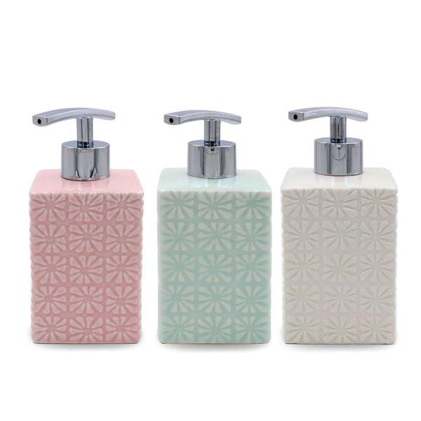 SOAP DISPENSER 3 ASST