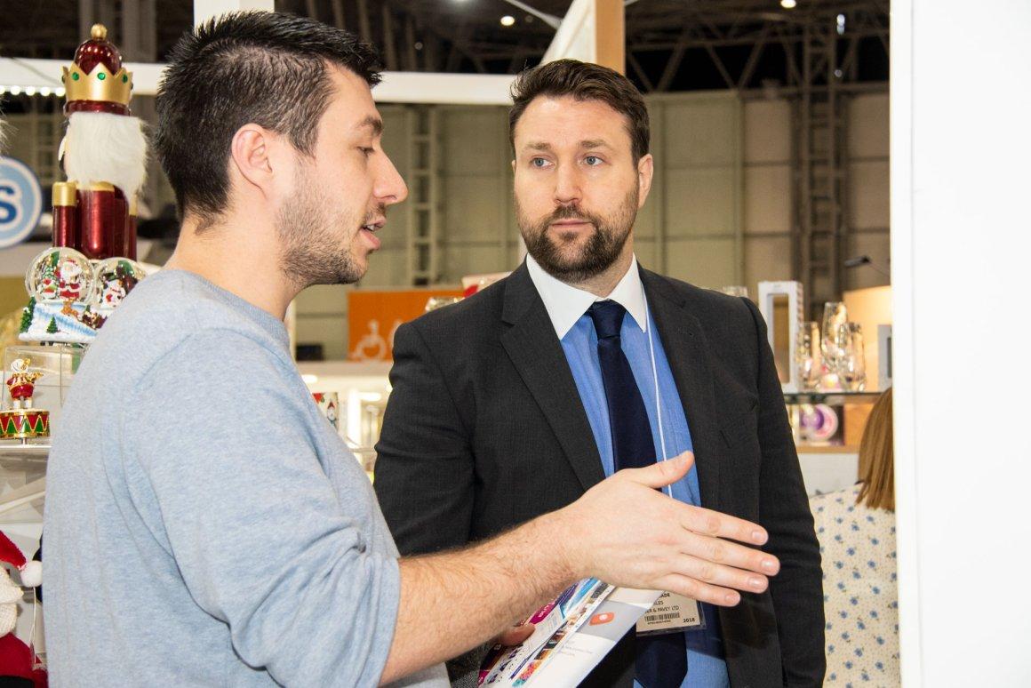 Trade Show 7 Matt