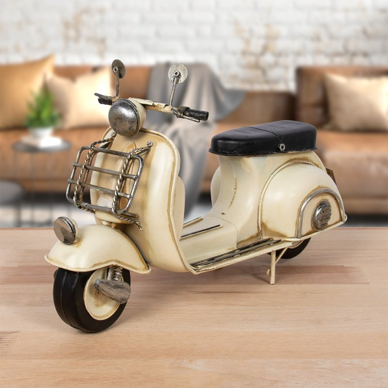 VINTAGE SCOOTER CREAM