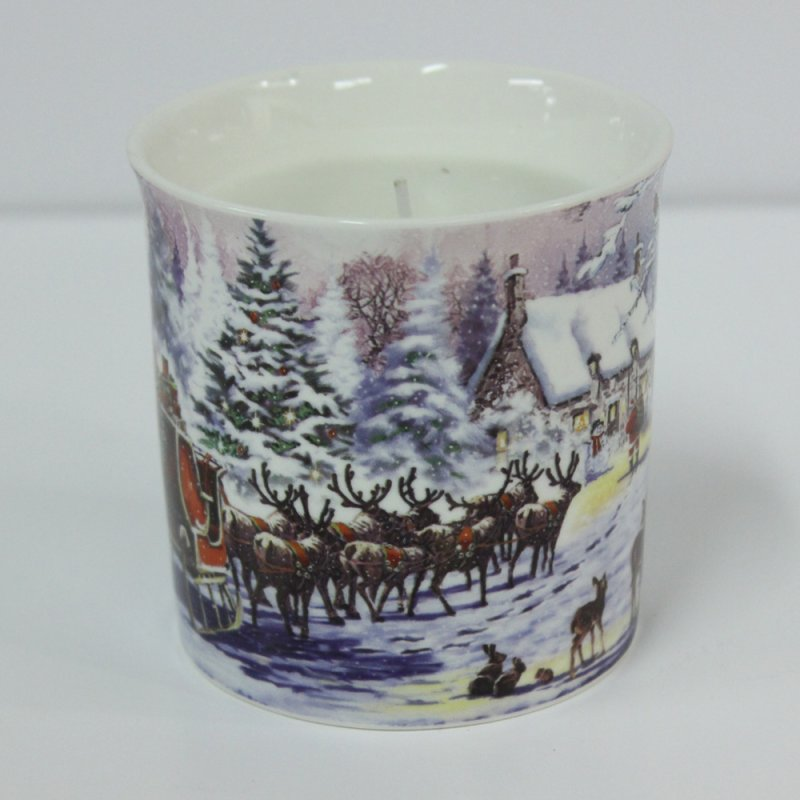 THE MAGIC OF XMAS SCENT CANDLE