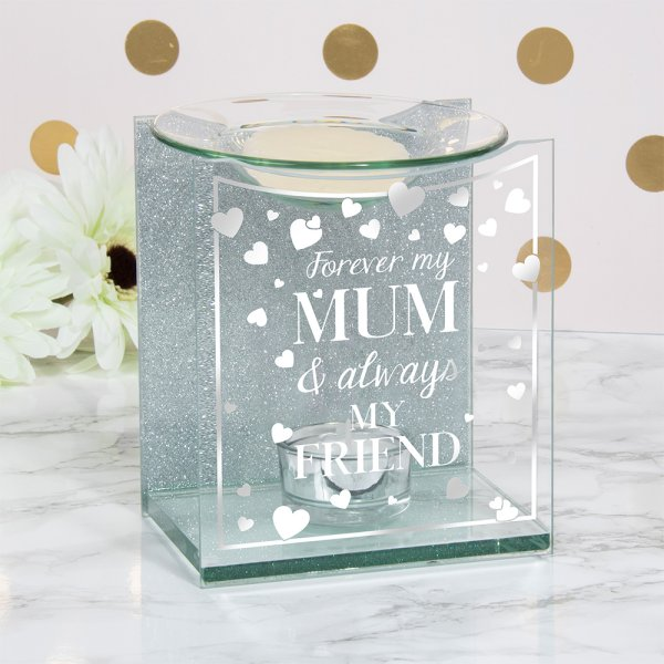 SENTIMENTS WAX WARMER MUM
