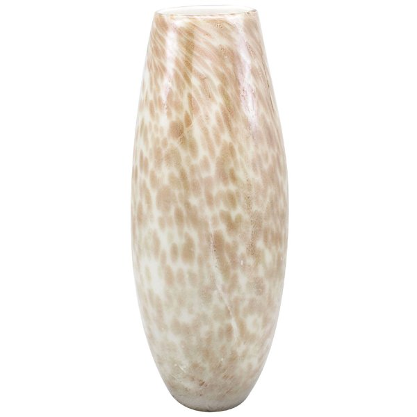 GOLD PEBBLE VASE L