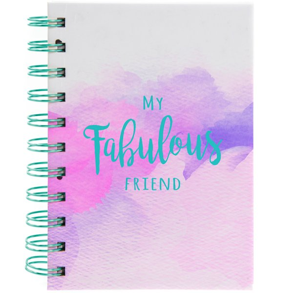FABULOUS FRIEND NOTE BOOK