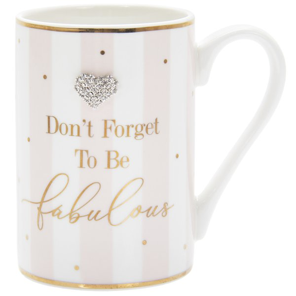 MAD DOTS DONT FORGET MUG