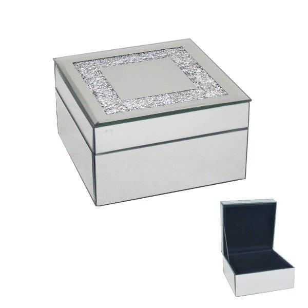 MULTI CRYSTAL JEWELLERY BOX