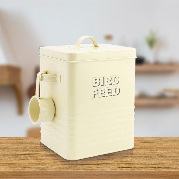 HOME SWEET CREAM BIRD FEED