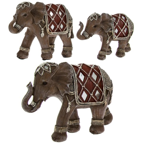 ELEPHANTS SET OF 3