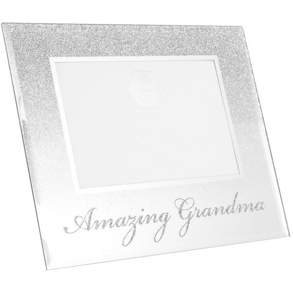SIL GLITTER GRANDMAFRAME 4X6