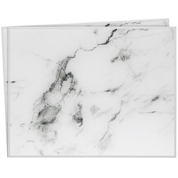 MIRROR MARBLE PLACEMATS S2