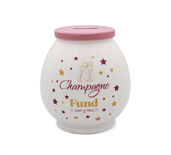 CHAMPAGNE FUND MONEY POT
