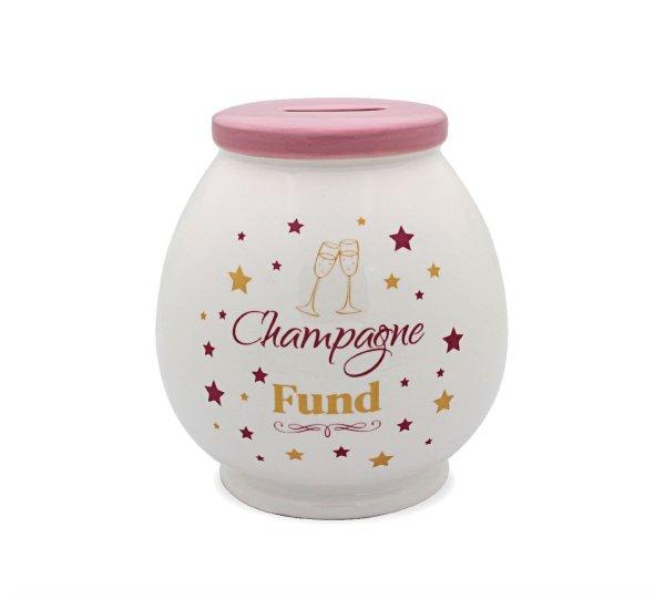 CHAMPAGNE FUND MONEY POT