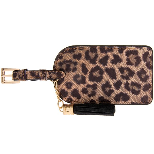 WILD SIDE LUGGAGE TAG