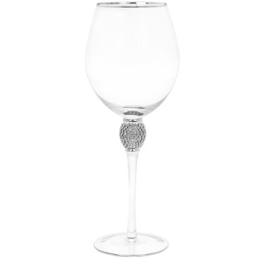 CRYSTAL CLEAR DIAMANTE GLASSES