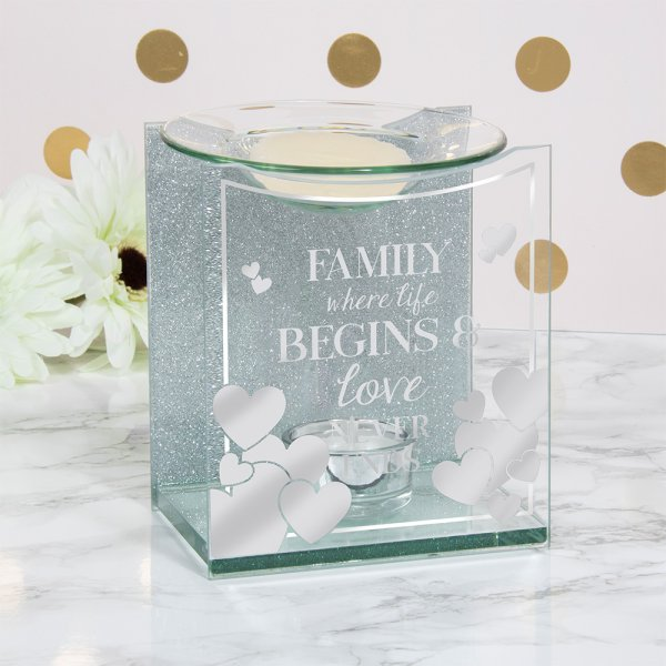 SENTIMENTS WAX WARMER FAMILY