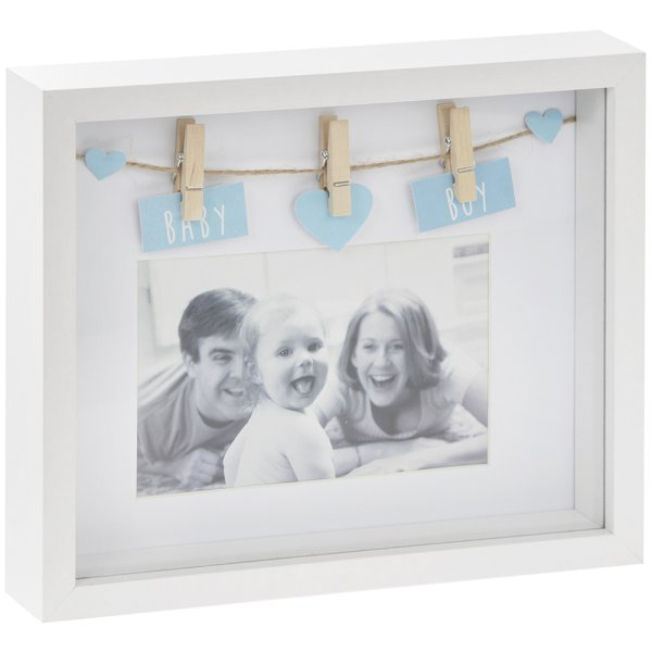 SENTIMENTS BABY BOY FRAME