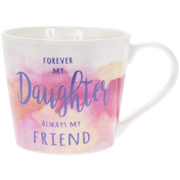WATERCOLOURFOREVER DAUGHTERMUG