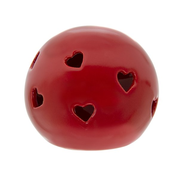 RED HEART LED BALL M