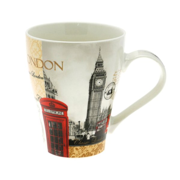 NEW LONDON CHINA MUG