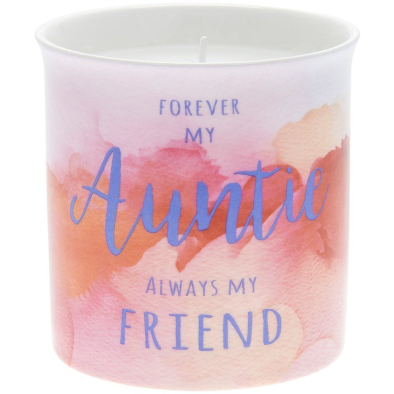 FOREVER MY AUNT SCENTED CANDLE