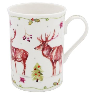 CHRISTMAS WINTER STAGS