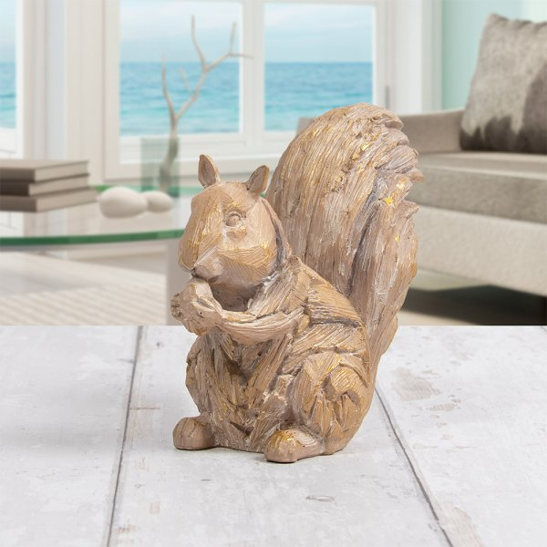 DRIFTWOOD SQUIRREL