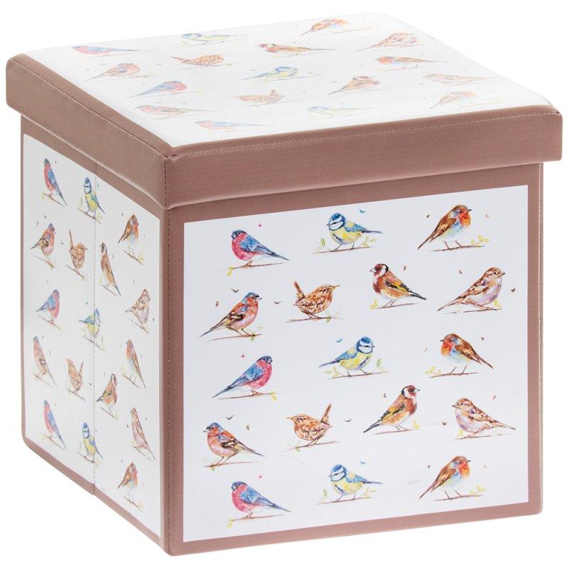 BIRD FOLDING STORAGE BOX