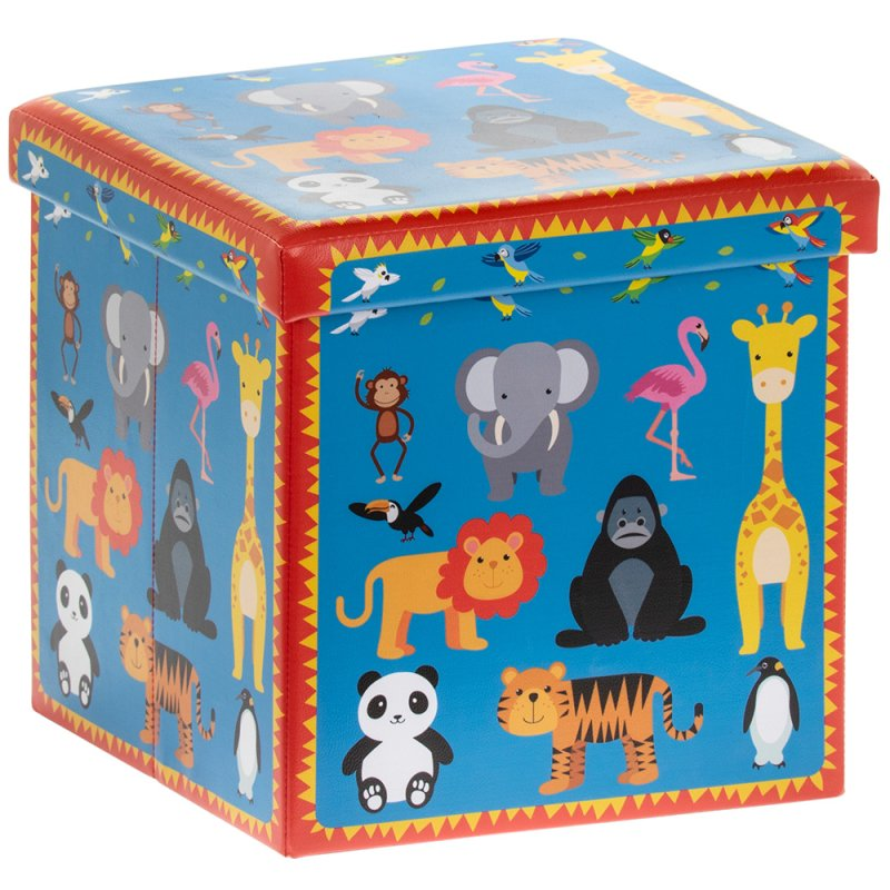 ZOO ANIMAL STORAGE BOX
