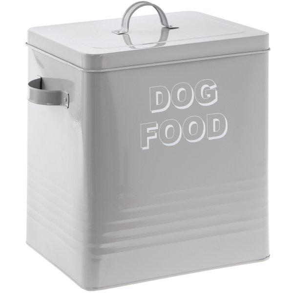 HOME SWEET DOG FOOD GREY BOX