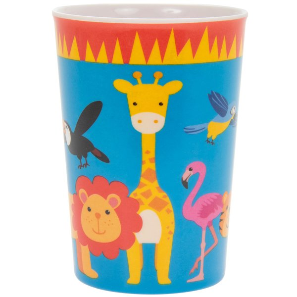 LITTLE STARS ZOO ANIMAL BEAKER
