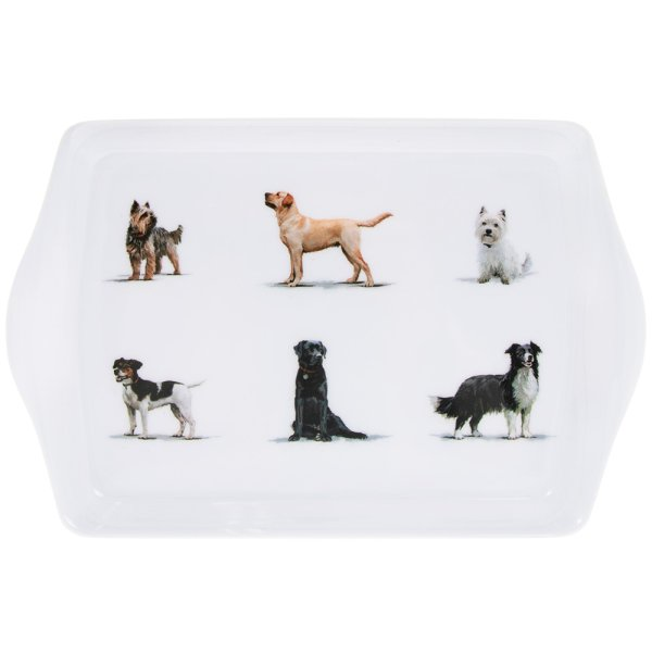 DOGS TRAY SMALL