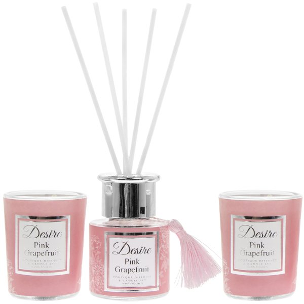 FRUIT 50ML DIFFUSER/CANDLE