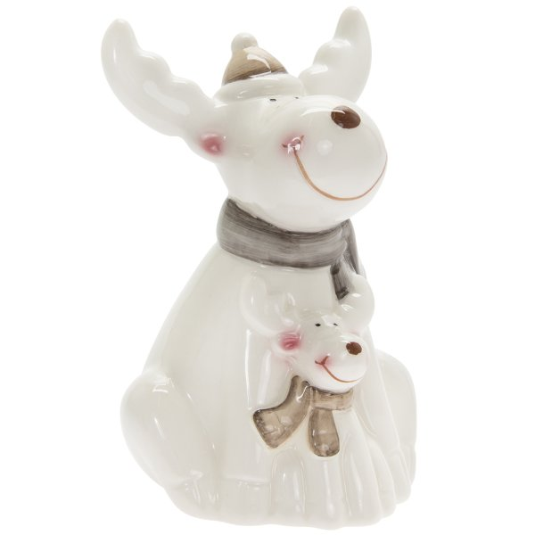REINDEER WHITE MEDIUM