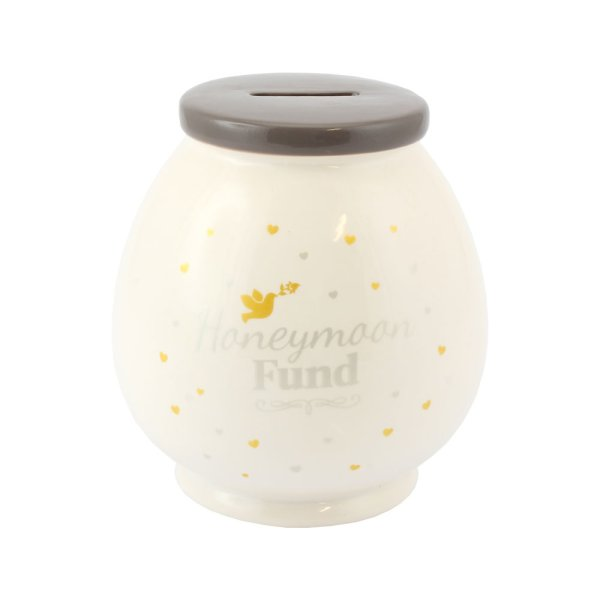HONEYMOON FUND MONEY BOX