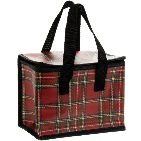 TARTAN LUNCH BAG