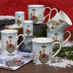 Christmas Ranges on Social Media