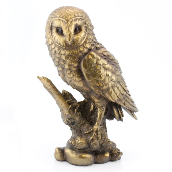 REFLECTIONS BRONZED OWL