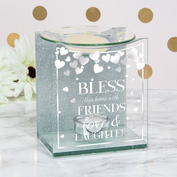SENTIMENTS WAX WARMER FRIENDS