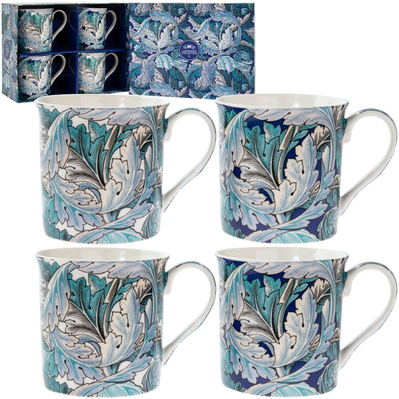 ACANTHUS MUGS SET OF 4