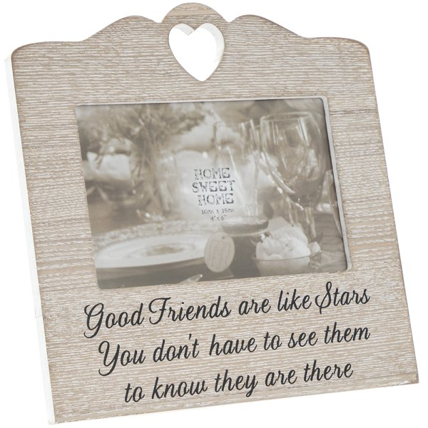 SENTIMENT HEART FRAME FRIENDS