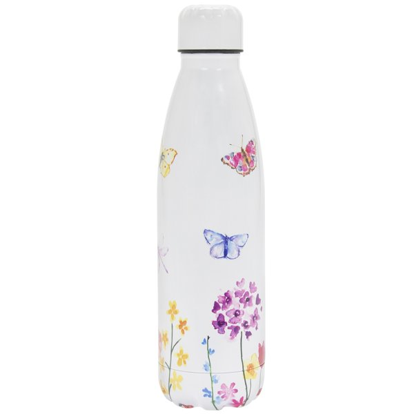 BUTTERFLY GARDEN DRINKS FLASK