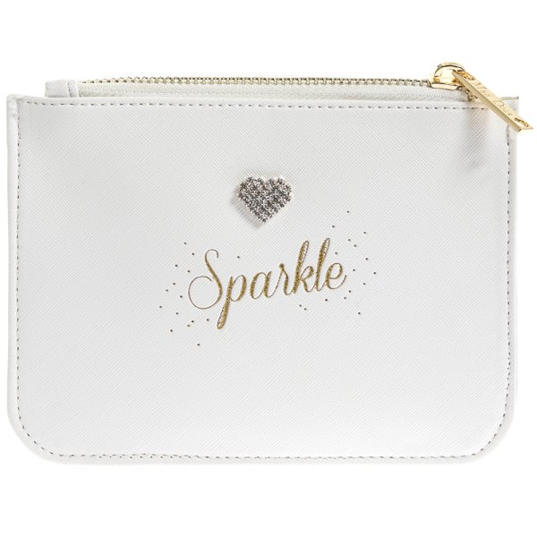 MAD DOTS SPARKLE PURSE