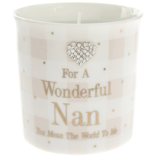 MAD DOTS NAN CANDLE