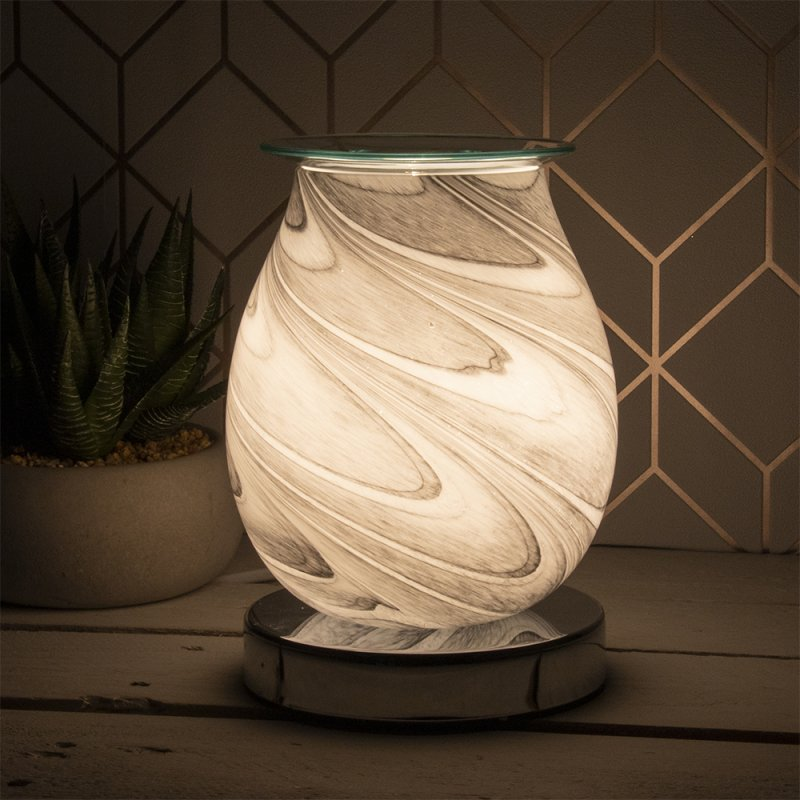 DESIRE AROMA LAMP MARBLE