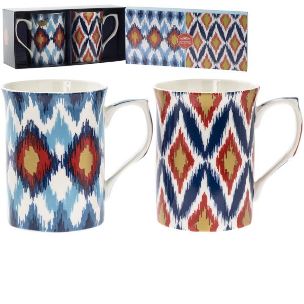INCAS MUGS SET OF 2