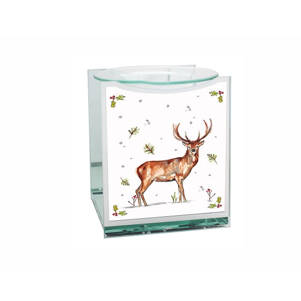 WINTER STAGS OIL BURNER