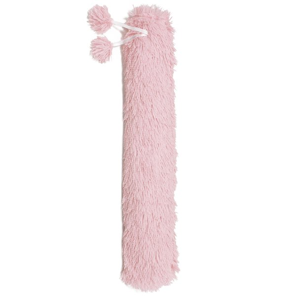 COZY HOT WATER BOTTLE PINK