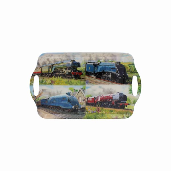 CLASSIC TRAINS TRAY LARGE