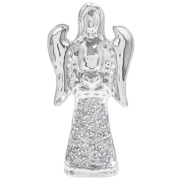 ANGEL SILVER SPARKLE S