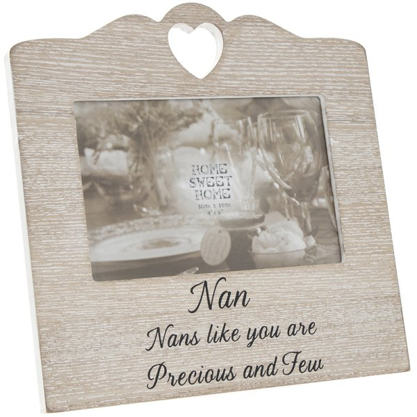 SENTIMENTS HEART FRAME NAN
